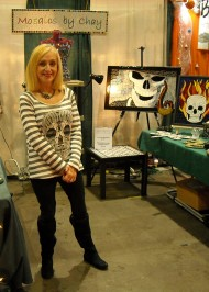 Barrie Christmas Craft show 2014