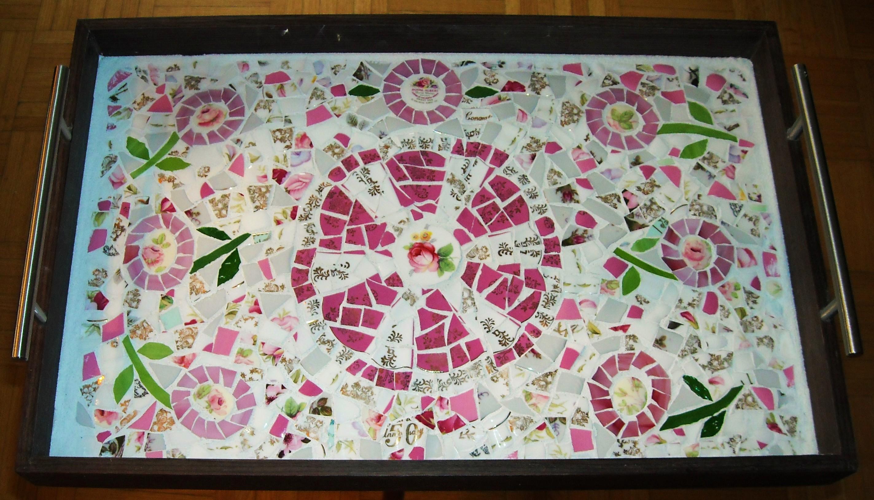 Pink Pinwheel china