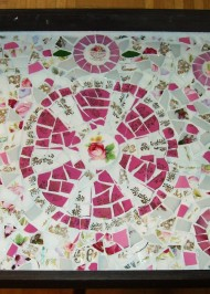 Pink Pinwheel china