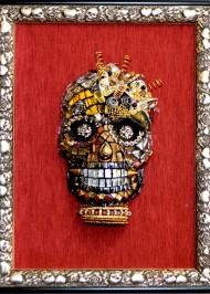 Lady Paloma skull mask