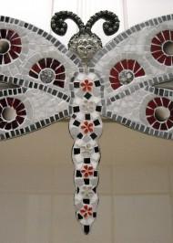 Mosaic Dora Dragonfly